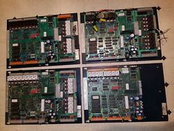 Csi - 7716 Pcu Controller Tac Schneider - 3 With Expansion Card One Without