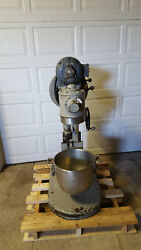 Hobart S-301 3 Speed Dough Mixer 30 Qt Paddle Bowl Hook Tested 230v 1/2 Hp