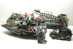 Soldier Force+combat Soldiers+armored Missile Carrier+river Patrol Boat+jeep