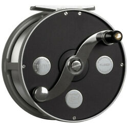 Hardy Cascapedia Fly Reel - Includes Free 3-pack Hardy Leaders