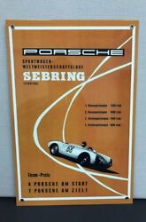 3 Signs Special Listing Racing Vintage Reproduction Garage Sign