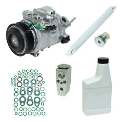 New A/c Compressor And Component Kit For Flex Police Interceptor Utility Police