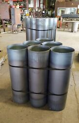 6 New A36 Us Steel Well Casing Valve Boxes/tubes/cylinders/pipes 12 X 36 14g