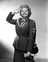 Old Cbs Tv Radio Photo Elisabeth Fraser As Joan Hogan In The Phil Silvers Show 2