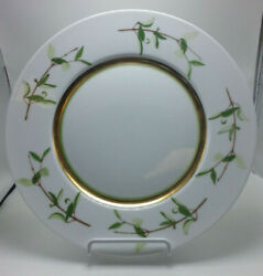 Verdures Dinner Plate By Raynaud Made In France