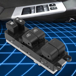 For 07-12 Nissan Pathfinder Driver Side Master Power Window Switch Replacement