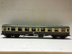 Accucraft132 Scale 45mm Br Mk1 Second Corridor Sk - Chocolate And Cream