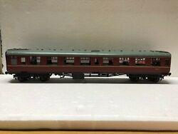 Accucraft 132 Scale Br Mk1 Second Open So - Maroon