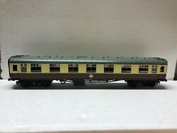 Accucraft 132 Scale Br Mk1 First Corridor Fk - Chocolate And Cream