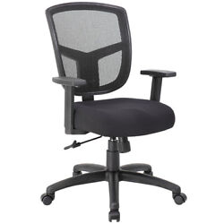 Modern Mesh Back Chairs, Mid Back Office Chair, Conference Room Chairs New