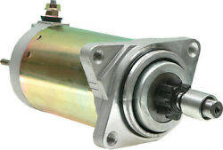 Wps Starter Motors Oe Fits Sea Doo 800 99 On With 8 Tooth Drive Gears Snd0244