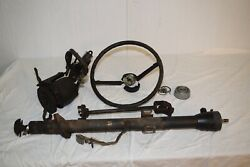 Ford Bronco 1st Gen 1966-1977 Power Steering Components