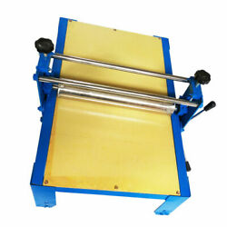 Adjustable Ceramic Clay Plate Machine Slab Roller For Clay Heavy Duty Tablet Art