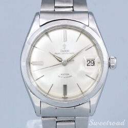 Tudor Oyster Date Ref.7966 Vintage Automatic Mens Watch Auth Works