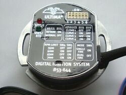 Ultimaandreg Dyna 2000i Single Fire Programmable Ignition Module For Big Dog And Titan