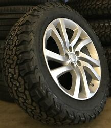 Genuine Land Rover Discovery 5 5011 20 Wheels And Bf Goodrich Ko2 Tyres X4