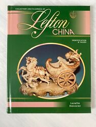 F 2248 Old Pawn Collectors Encyclopedia Of Lefton China Indentification And Values