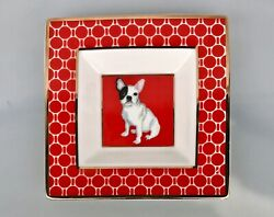Boston Terrier Collectible dish