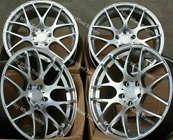 19 S Ms007 Alloy Wheels Fit Opel Omega Signum Speedster Vectra Zafira 5x110