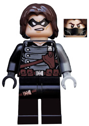 New Lego Winter Soldier From Set 5002943 Avengers Sh181
