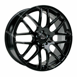 Alloy Wheels 19 Dtm For Bmw X1 E84 + X3 F25 E83 + X4 F26 4x4 Black