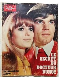 13 Supplement Magazine We Deux The Secret The Doctor Dunoy N1171 Of 1969