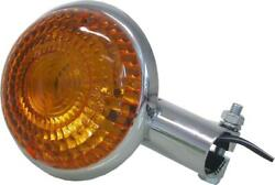Indicator Complete Rear R/h For 1987 Yamaha Xv 1000 Virago 2ae