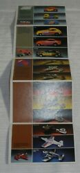 Testors Fold Out Brochure Gas Powered Cars And Planes