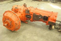 1974 Case 1370 Tractor Power Shift Transmission And Rearend Assembly