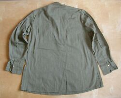 Russian Soviet Army Military Wwii Uniform Shirt And Breeches 1943 Year