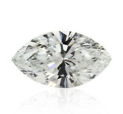 0.48 Carat Light Green Loose Diamond Natural Color Certified Marquise
