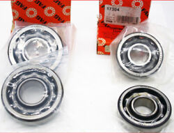 Wheel Bearing Setfag Nos Front And Rear Inner And Outer Porsche 356 And 356a