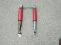 1960's Sears Allstate Puch Ds60 Compact Scooter Rear Shocks