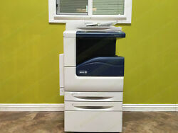 Xerox Workcentre 7225 Laser Color Bw Printer Scanner Copier 25ppm A3 Mfp 7220