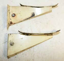 1971 Cub Cadet 108 Garden Tractor Gas Fuel Tank Supports Riding Mower Part