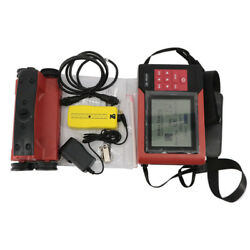 Zbl-r630a Rebar Scanner Tests Test Thickness Of Concrete Cover Diameter Location