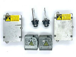 2x Oem 04 05 06 Chrysler Pacifica Xenon Hid Ballast Igniter And D2s Bulb
