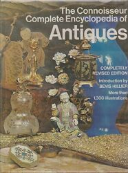 Collectables , The Connoisseur Complete Encyclopedia Of Antiques Hc/dj 1975