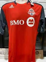 Adidas Climacool Mls Toronto Fc 2010 Home Jersey New With Tags Med