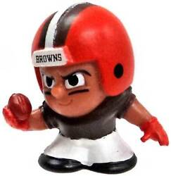 Nfl Teenymates Series 3 Wide Receivers Cleveland Browns Minifigure