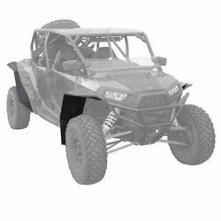 Mudbusters Fender Extensions For Polaris With Double Xl Fenders 2014-2019