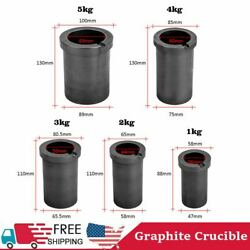 Melting Graphite Crucible High-temperature Gold And Silver Metal Smelting Tools