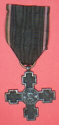 Romania Order Romanian Medal Civil Officer Independence War 1877 Civilian Type R