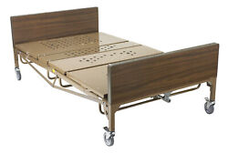 Drive Medical 15302 Full Electric Heavy Duty Bariatric Hospital Bed, Frame Only