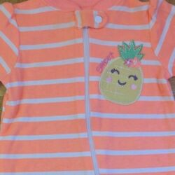 Baby Clothes🍍SWEET PINEAPPLE * SLEEPER OUTFIT & fr OOAK REBORN BABY DOLL * 0-3