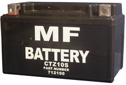 Battery Conventional For 2014 Yamaha Fz8 Naked No Abs 2sh4 No Acid