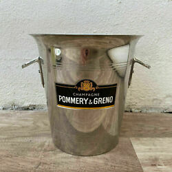 Vintage French Champagne French Ice Bucket Cooler Basin Pommery 30032014