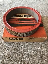 Nos 1968 1/2 1969 1970 1971 Ford Mustang Shelby Kr Boss Autolite Fa50 Air Filter