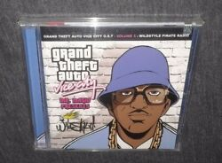 Grand Theft Auto Vice City Soundtrack Factory Sealed Wildstyle Radio Station