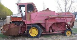 Massey Harris 82 Sp Self Propelled Combine - Whole Or Parts